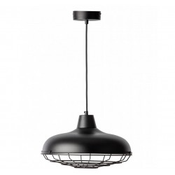 Lampa Loft Czarno-Złota