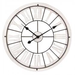 Zegar Ażurowy Metalowy B
