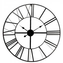 Zegar Ażurowy Metalowy D