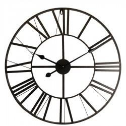 Zegar Ażurowy Metalowy F