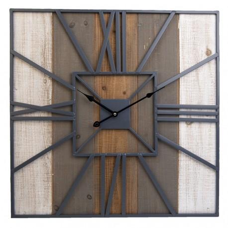 Zegar Ścienny Prostokątny