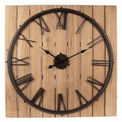 Duży Zegar Kwadratowy