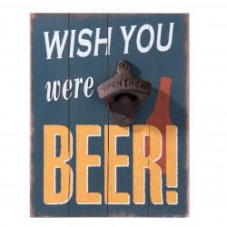 Obrazek Retro z Otwieraczem Do Butelek A