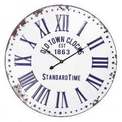 Zegar Postarzany Retro