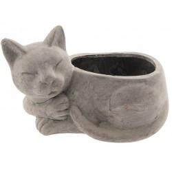 Osłonka Na Doniczkę Kot