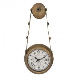 Zegar w Stylu Industrialnym B