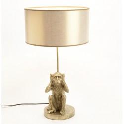 Lampa Stołowa Z Małpą B