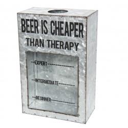 Pudełko Na Kapsle Po Piwie