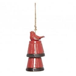 Dzwonek Wietrzny Ptaszek