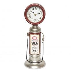 Zegar Stołowy Retro Dystrybutor