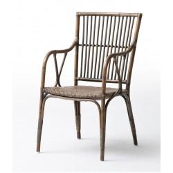Krzesła Rattanowe Numi 2szt.