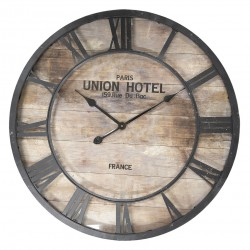 Zegar Retro Union Hotel