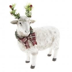 Figurka Ozdobna Owca