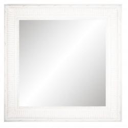 Lustro w Stylu Prowansalskim Białe