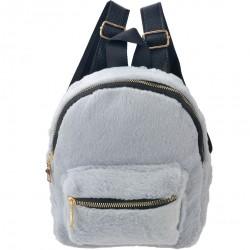 Plecak Dla Dziewczynki Niebieski