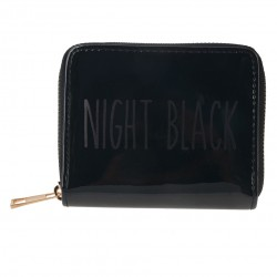 Czarny Portfel Night Black