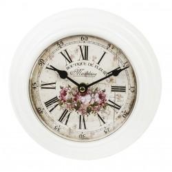 Prowansalski Zegar z Różami 3