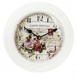 Prowansalski Zegar z Różami
