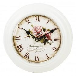 Prowansalski Zegar z Różami 2