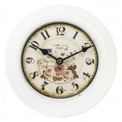 Prowansalski Zegar z Różami 4