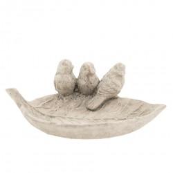 Poidełko Dla Ptaków Prowansalskie Beżowe Clayre & Eef