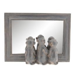 Lusterko z Małpkami