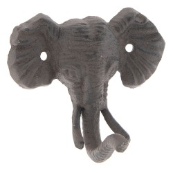 Wieszak Ozdobny Słoń