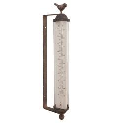 Termometr Ozdobny Prowansalski z Ptaszkiem