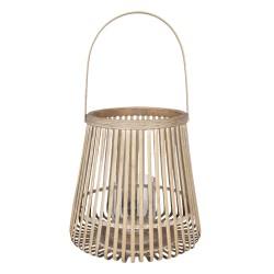 Lampion Bambusowy C
