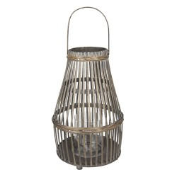Lampion Bambusowy B