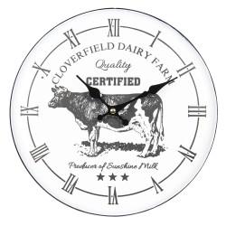 Zegar Ścienny Farma