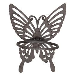 Wieszak Na Ręcznik Prowansalski z Motylem