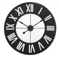 Duży Zegar z Lustrem
