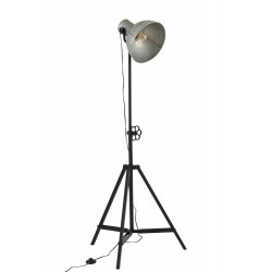 Lampa Podłogowa Reflektor Industrialna B