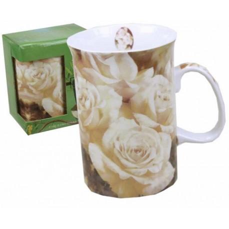 Kubek - Champagne Roses
