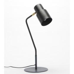 Lampa Biurkowa z Granatową Podstawą