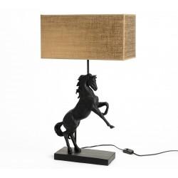 Stołowa Lampa z Koniem A