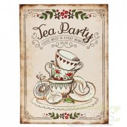 Obrazek Retro Tea Party