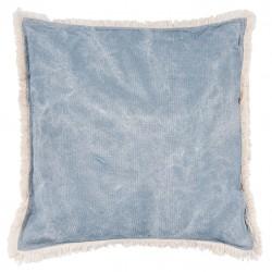 Niebieska Poduszka Ozdobna