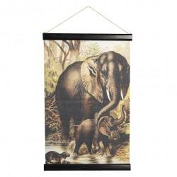 Obraz Na Płótnie Ze Zwierzętami B