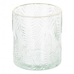 Szklany Świecznik Na Tealight C