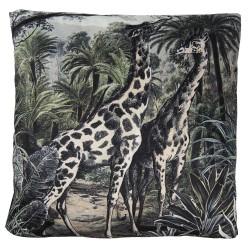 Poduszka Ozdobna Żyrafy