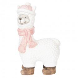 Figurka Świąteczna Lama A