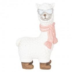 Figurka Świąteczna Lama B