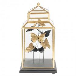 Dekoracja w Szklanym Kloszu Motyle B