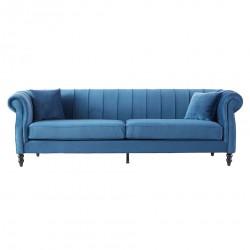 Niebieska Sofa A