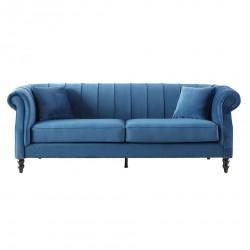 Niebieska Sofa B