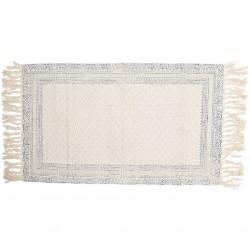 Bawełniany Dywanik z Frędzlami A