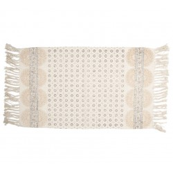 Bawełniany Dywanik z Frędzlami I