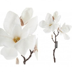 Kwiat Sztuczny Magnolia Aluro A